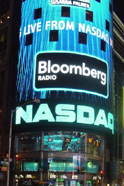 NASDAQ Billboard Times Square
